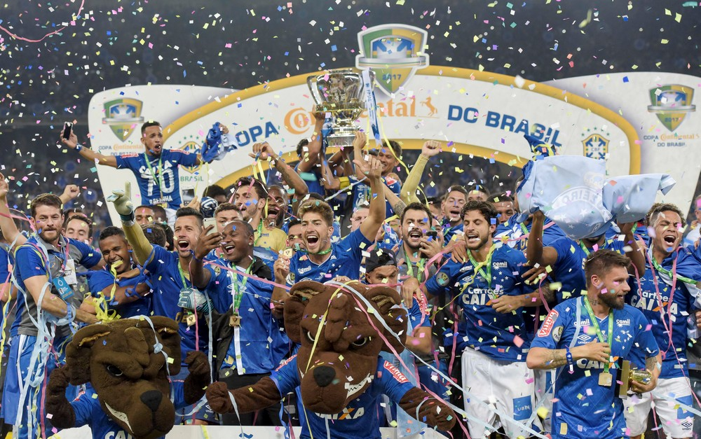 Cruzeiro extend Caixa partnership for 2018 - SportsPro - SportsPro Media