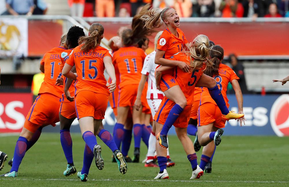Veronica nets Netherlands women's national team deal - SportsPro