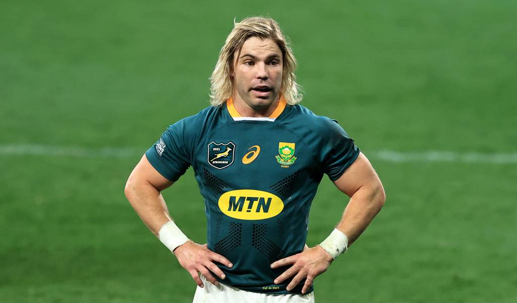 South Africa are reigning Rugby World Cup champions