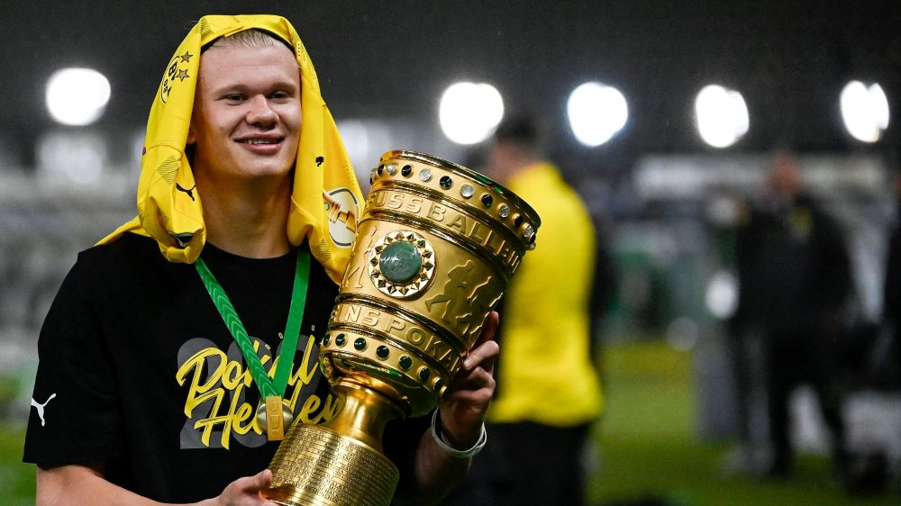 DFB Pokal domestic TV rights go to ARD, ZDF and Sky - SportsPro